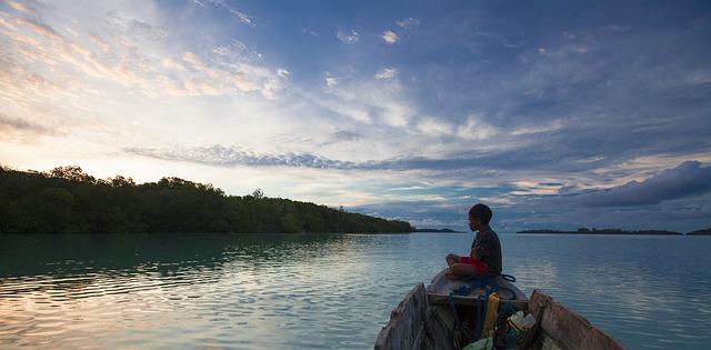 川柳はブロガーも詠む 海の見える情景