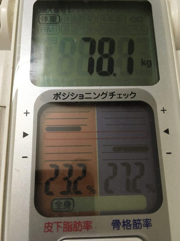 78.1kg