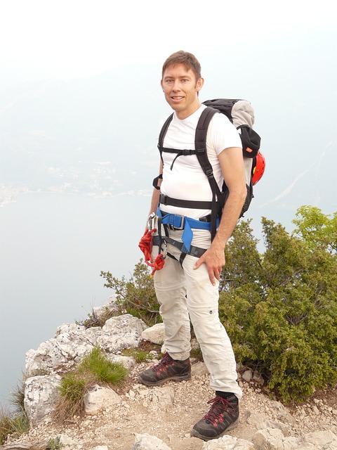 登山に必須な登山用ザック